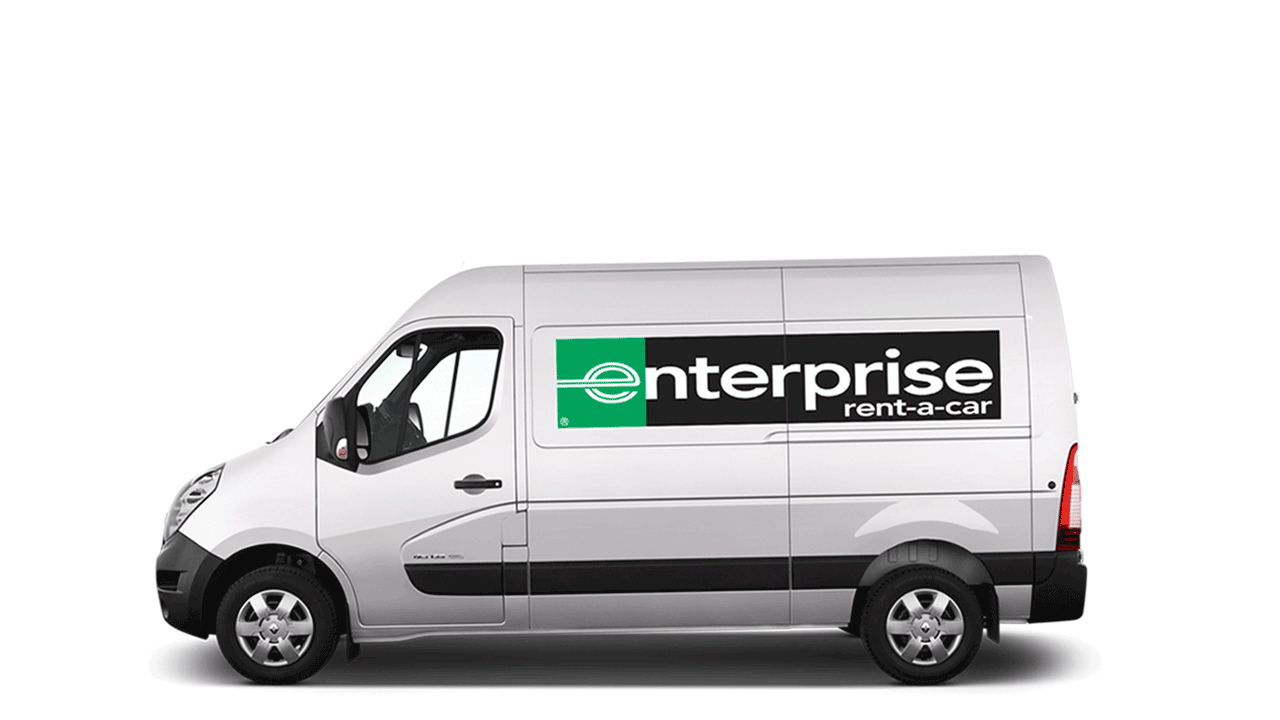 Enterprise Rent A Car Minibus
